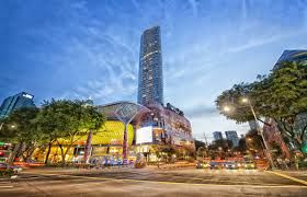 See Singapore at incredible heights to the 55th level of ION Orchard