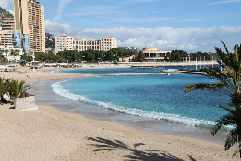 Monaco Tourism, Larvotto Beach Pictures with information – Bugbog