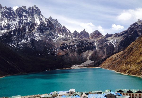 Everest Base Camp and Gokyo Lake Valley Trekking