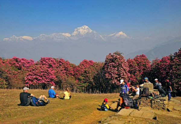 Family Holiday Trip in Nepal